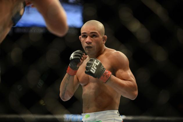 UFC on FUEL TV 9 Adds Diego Brandao vs. Pablo Garza, Three Bouts Added as Well