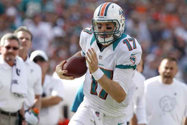 Dolphins to Use Ryan Tannehill in Read-Option Offense in 2013