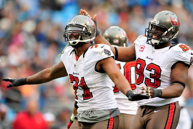 Looking at Bucs' Defensive Snaps