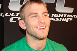 Alexander Gustafsson Gets Title Shot If Victorious in UFC on FUEL TV 9