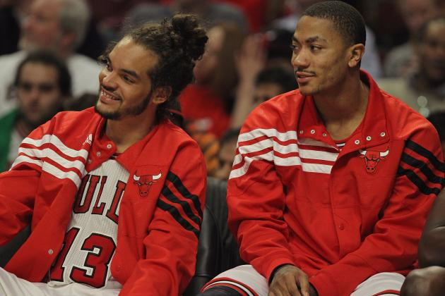 Joakim Noah Feels Derrick Rose Will Return This Season for Bulls