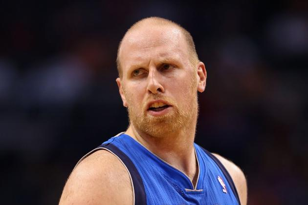 Chris Kaman Now Looking at Post-All Star Return