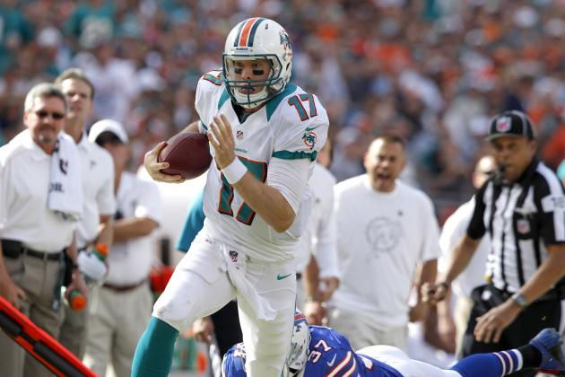 What Miami Dolphins' Use of Read-Option Means for Ryan Tannehill's Development