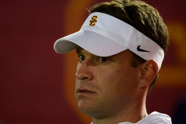 Lane Kiffin: The End Approaching for USC's Coach