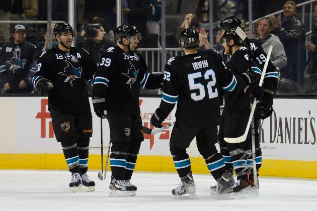 What's Wrong with the Slumping San Jose Sharks?
