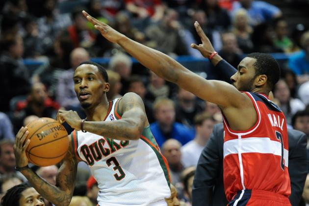 Brandon Jennings Frustrated with Bucks, Wants out of Milwaukee