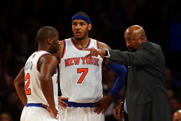 New York Knicks: The Knicks Should Not Trade Anyone Before the Deadline