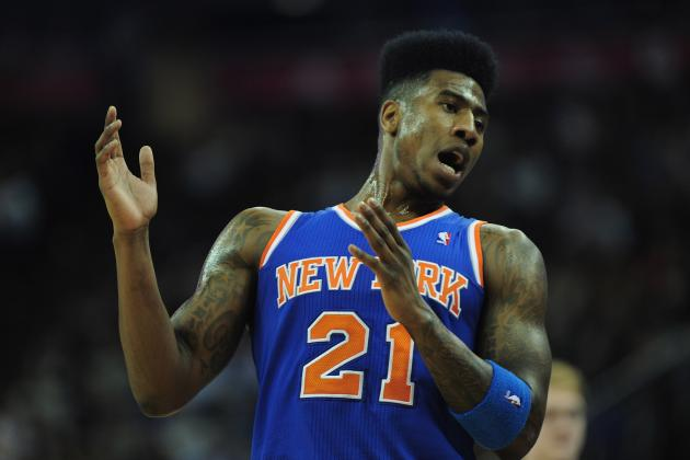 The Knicks Are Waiting for Shumpert to Be Himself