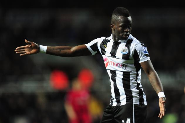 Newcastle Midfielder Cheick Tiote Has Car Seized by Police After Traffic Stop
