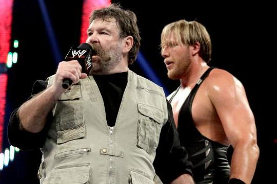 Zeb Colter Gives Credibility to Jack Swagger and WrestleMania 29 Title Match