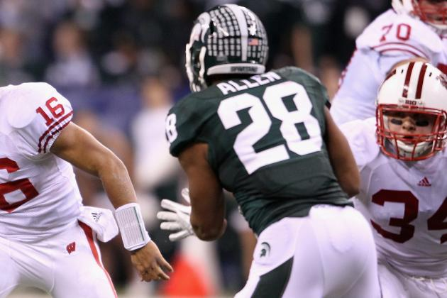 Spartans LB Allen Has Foot Surgery