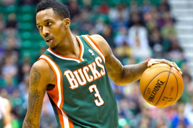 Brandon Jennings Reportedly Wants to Leave Milwaukee Bucks