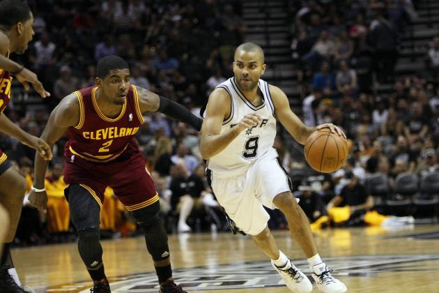 Spurs-Cavaliers Preview