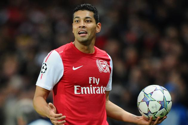 Andre Santos: I Still Have a Future at Arsenal