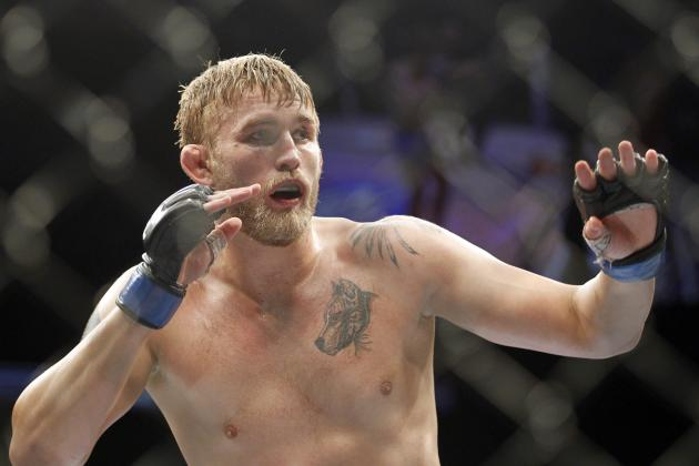Dana White: Alexander Gustafsson Gets Title Shot If Victorious at UFC on FUEL 9