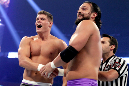 WWE Elimination Chamber 2013: Pre-Show Must Lead to Reprisal of Rhodes Scholars