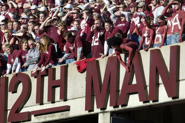 Texas A&M Sets Time for Maroon & White Game