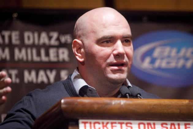 UFC Prez Dana White Has No Interest in Stripping Dominick Cruz of His UFC Title