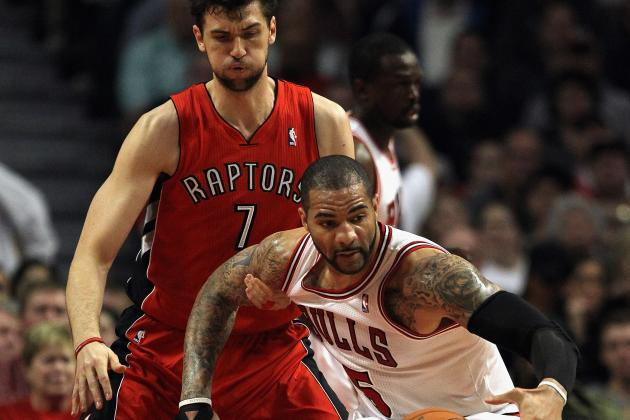 Bulls Trade Rumors: Chicago Wise to End Carlos Boozer for Andrea Bargnani Talks