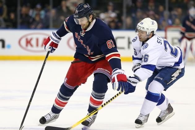 Rick Nash Proving He Is the Real Deal for the New York Rangers