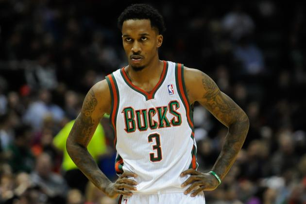 NBA Trade Rumors: Landing Brandon Jennings Not the Right Move for Mavericks