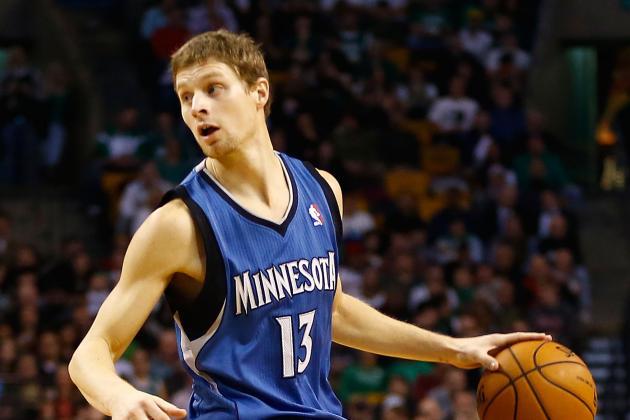 Report: Knicks Interested in T-Wolves PG Luke Ridnour