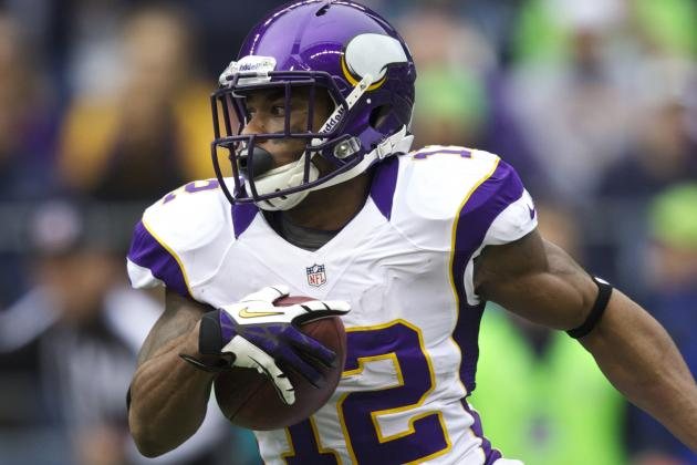 Vikings Source: Holdout Won't Help Harvin