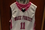 Old Gold and Black (and Pink): Deacons to Wear Pink for Cancer Awareness