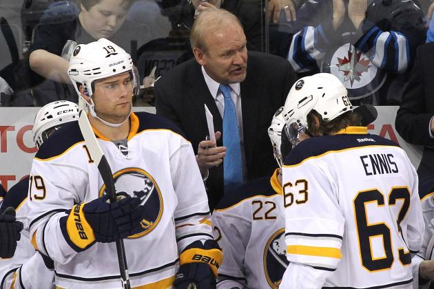 "Why the Buffalo Sabres Should Make Lindy Ruff a ""Healthy Scratch"""