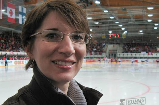 Canadian Tanya Foley Steps Down as First IIHF Manager of Women's Hockey