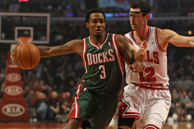 NBA Trade Rumors: Milwaukee's Brandon Jennings to the Dallas Mavericks?