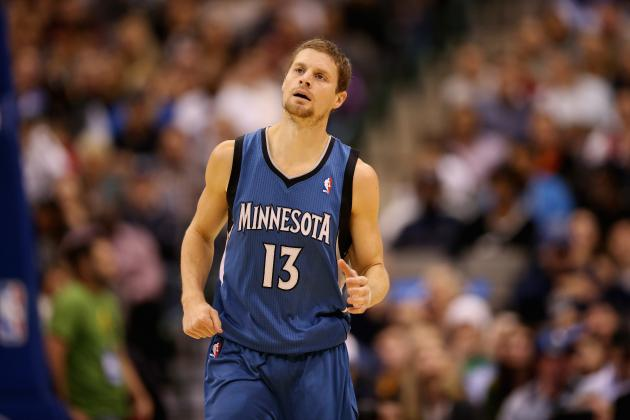 Knicks Rumors: New York Reportedly Interested in Timberwolves Guard Luke Ridnour