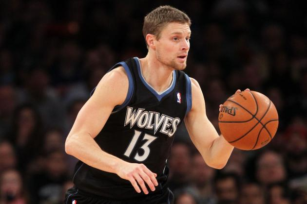 NBA Trade Rumors: NY Knicks Interested in Minnesota Timberwolves' Luke Ridnour