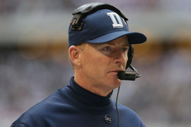 Garrett: Kiffin Is as Good a Defensive Coordinator as the NFL Has Seen