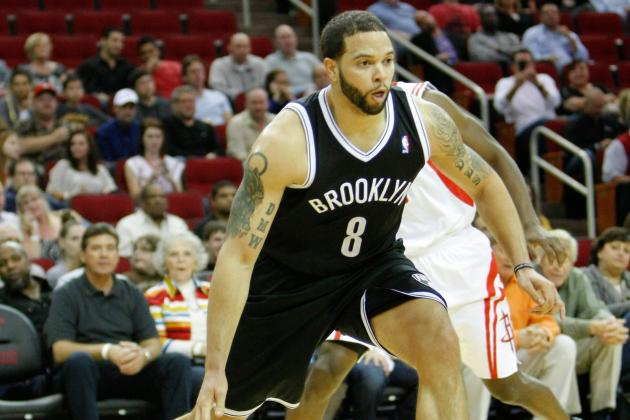 Video: Deron Williams' Best Crossovers from 2012-13 First Half