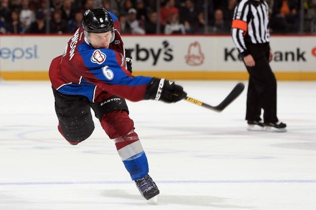 Out Indefinitely: Erik Johnson Joins Gabe Landeskog on Injury List