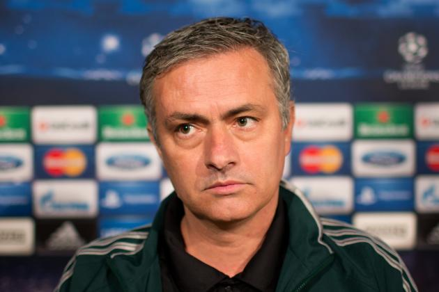 Mourinho: England Could Be My Next Step