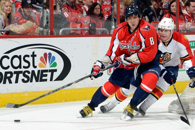 Alex Ovechkin Shows Signs of Taking to Capitals Coach Adam Oates's New System