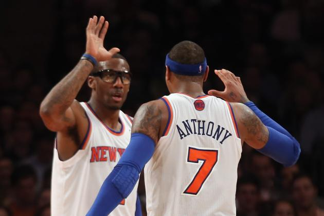 NY Knicks Proving They're Serious Title Threats