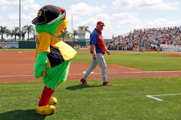 Pirates Announce Spring Training TV Schedule