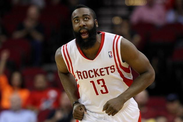 Rockets, James Harden a Match Made in Offensive Heaven