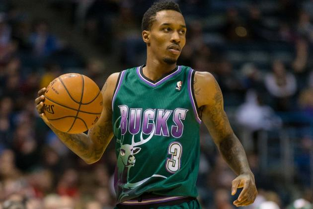 Brandon Jennings Would Be Dream Acquisition for Dallas Mavericks