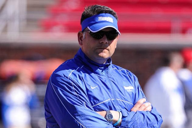 University of Memphis Extending Football Coach Justin Fuente's Contract