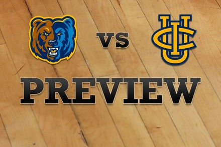 UC Riverside vs. UC Irvine: Full Game Preview