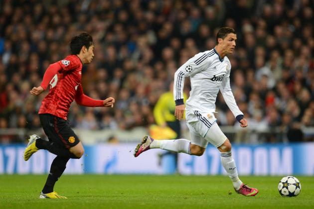 Video Highlights from Real Draw vs. Manchester United