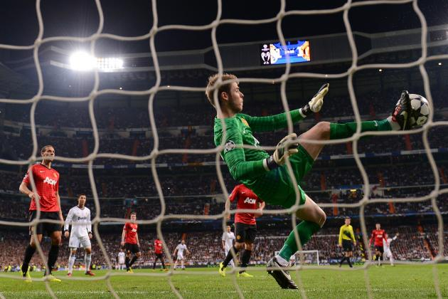David De Gea Heroics Give Manchester United the Edge Against Real Madrid
