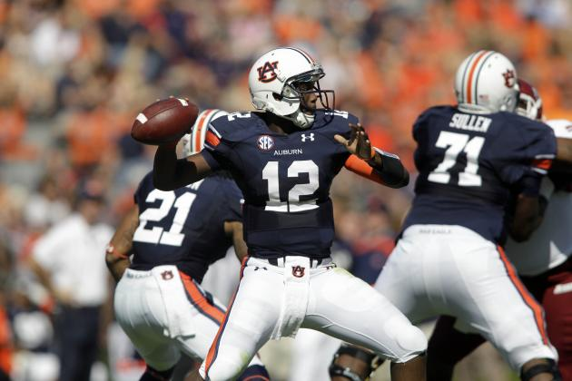 Auburn Football: Top Spring Practice Storylines to Watch
