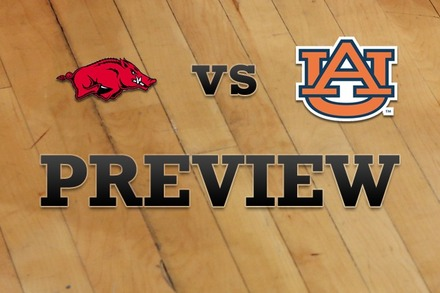 Arkansas vs. Auburn: Full Game Preview