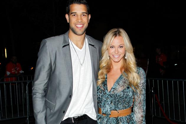 Landry Fields' Model Girlfriend Elaine Alden Happily Tweets Engagement News
