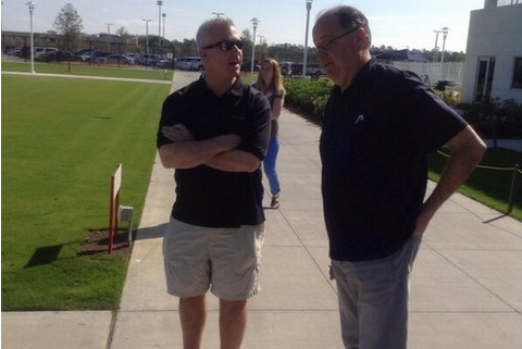 Baseball Writers Take Awful Spring Training Pics